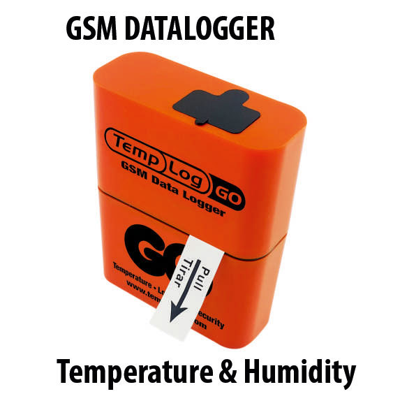 Temperature & Humidity GSM DATALOGGER