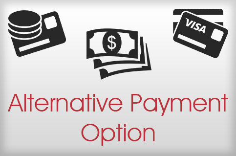 Alternative Payment Option