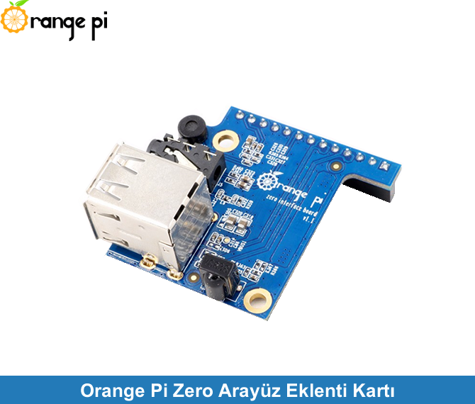 Orange Pi Zero - Usb+AV-IR-MIC