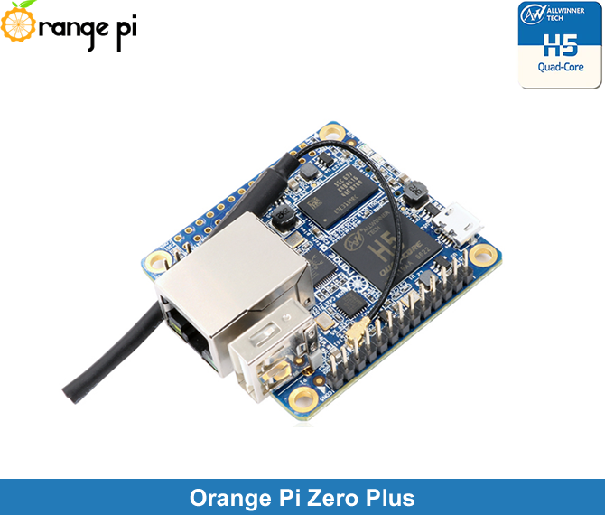 Orange Pi Zero Plus