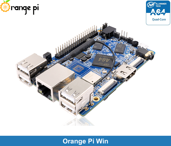 Orange Pi WIN