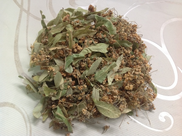 Dried Linden Mixed 100 gr