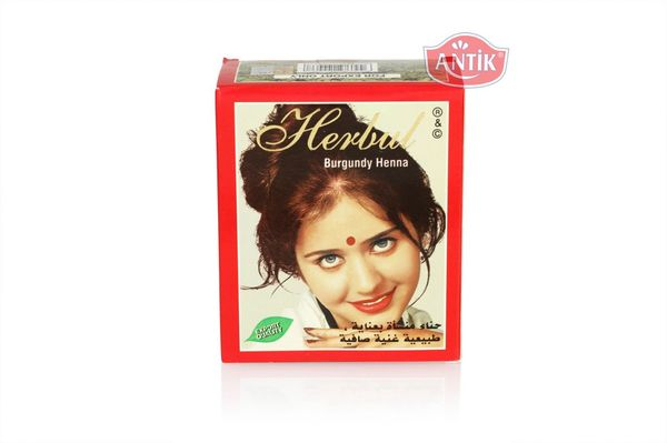 Indian Henna Herbul Red
