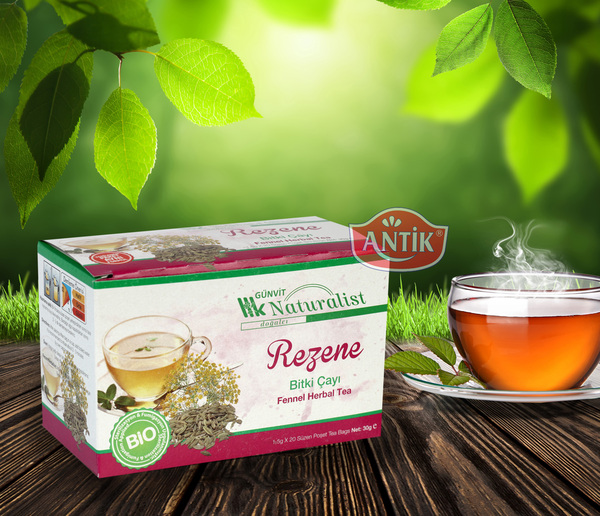 Fennel Tea in 20 Pack