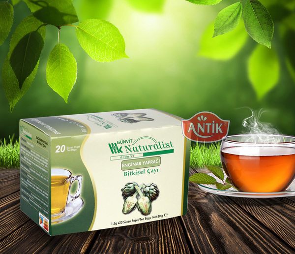Artichoke Tea In 20 Pack