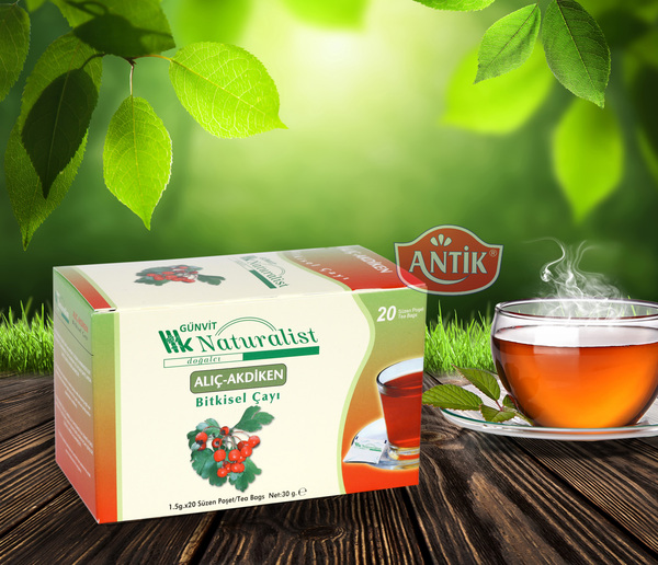 Hawthorn Tea In 20 Pack
