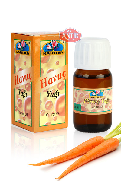 Carrot Oil 20 Ml