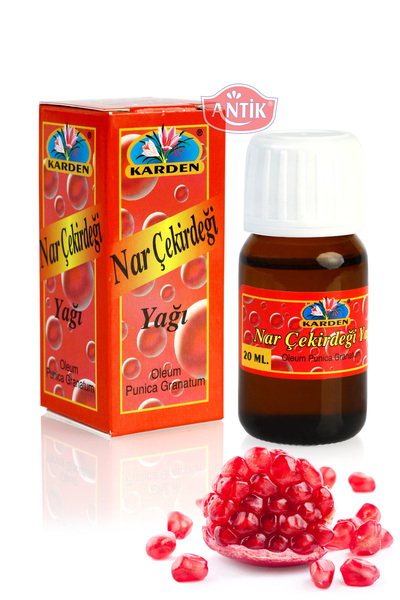 Pomegranate Seed Oil 20 Ml