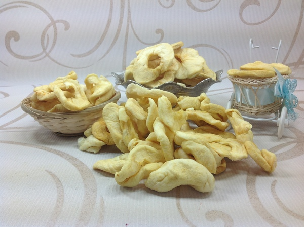 Dehydrated Apple 250 gr
