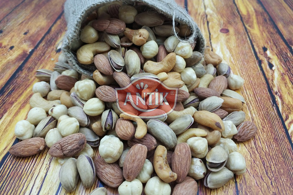 Mixed Nuts 4 Variety 500 gr