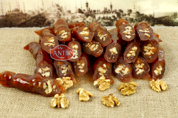 Dried Fruit Pulp With Walnut 500 gr