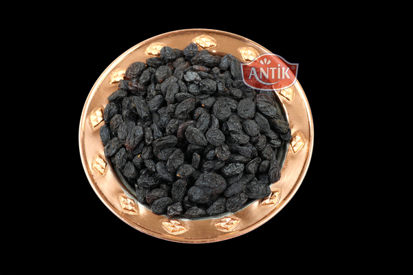 Black Unpitted Grape 500 gr
