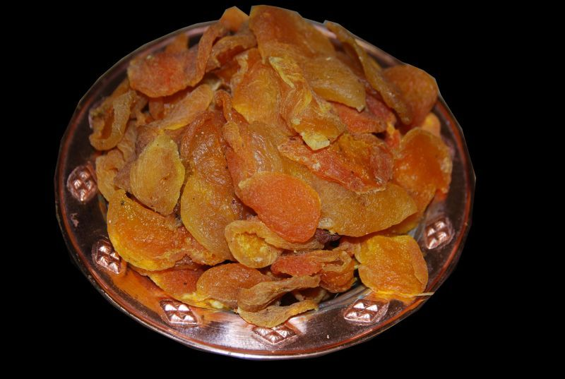 Chopped Dried Apricot  500 gr