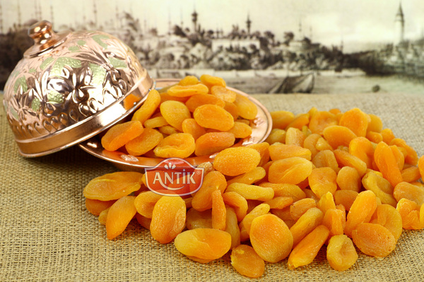 Dried Apricot Small 500 gr