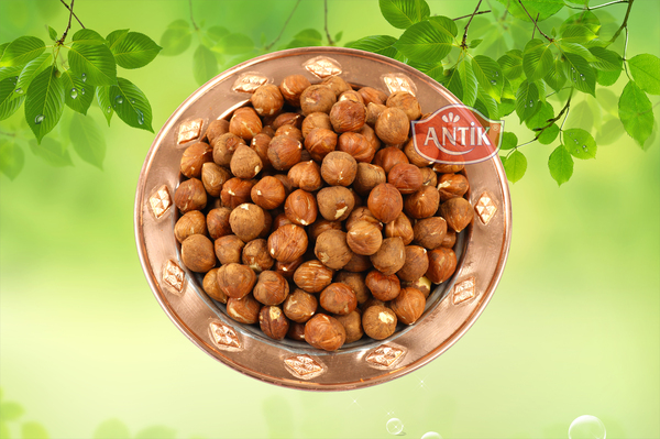 Hazelnut Kernel Raw 500 gr
