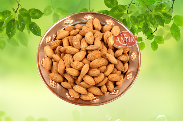Almond Kernel Roasted 500 gr