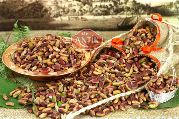 Antep Pistachio Kernel Raw  Red 500 gr