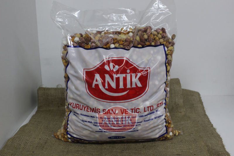 Mixed Nuts Double 5 kg