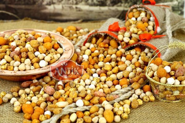 Mixed Nuts For Henna Night 5 Kg