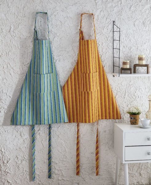 Stripes Kitchen Apron