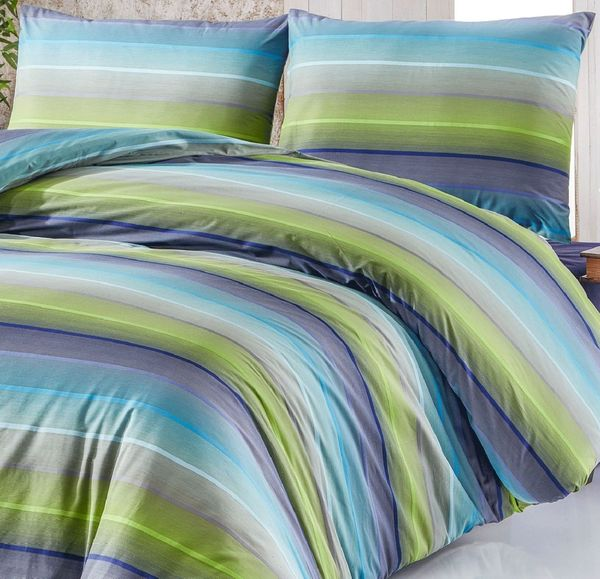 Inline Double Duvet Cover Set