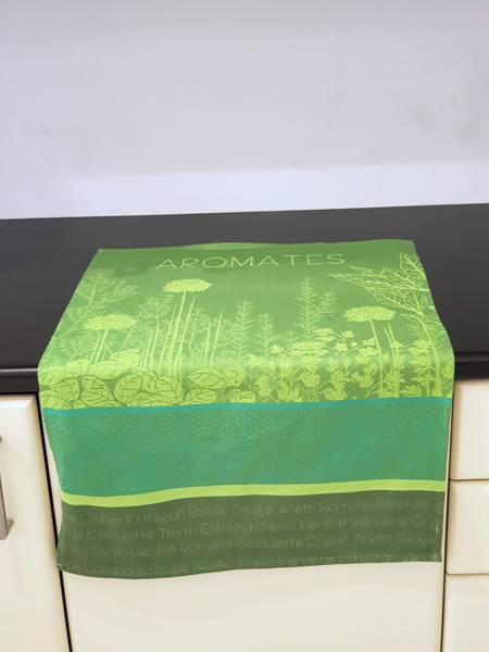 AROMATES TEA TOWEL