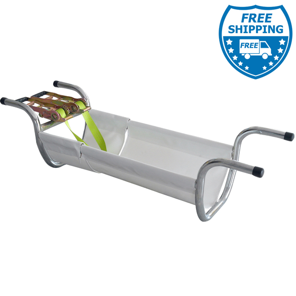 Veterinary Birth Stretcher Trolley Calf Puller