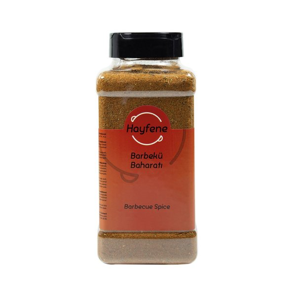 Barbecue (Bbq) Spice 650 Gr