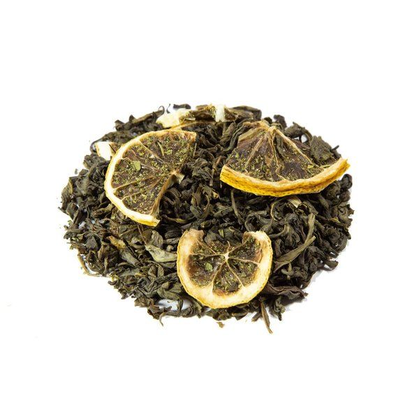 Mint Lemon Green Tea 100 Gr