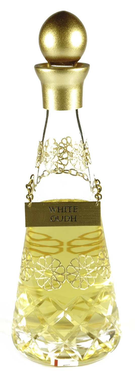 White Oudh Perfume Oil - 12 cc