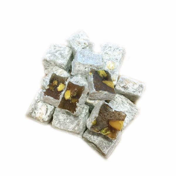 Double Roasted Pistachio Turkish Delight - 1 Kg