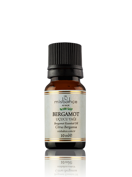 Bergamot FCF Essential Oil 10 mL