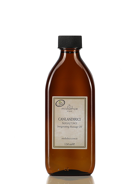 Invigorating Massage Oil 150 mL