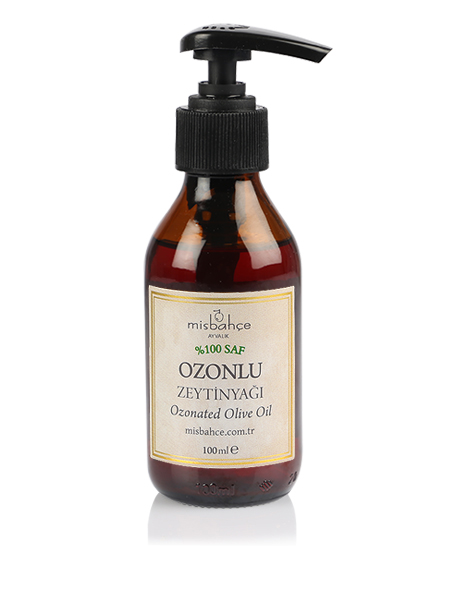 Ozonated Olive Oil 100 mL
