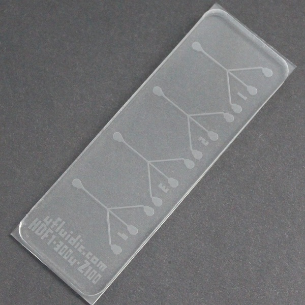 HDF1-300u-Z100 HydroDynamic Focusing Chip