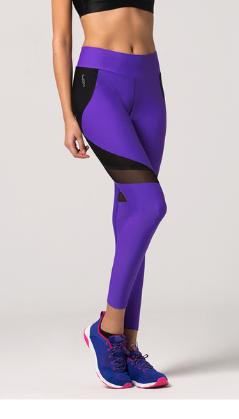 SAM Purple Legging