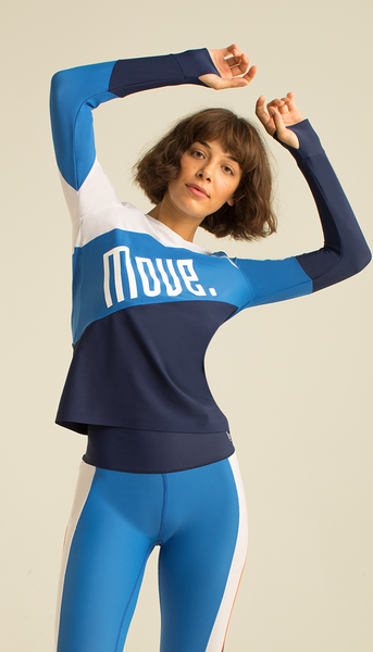 GWEN Long Sleeve Jersey