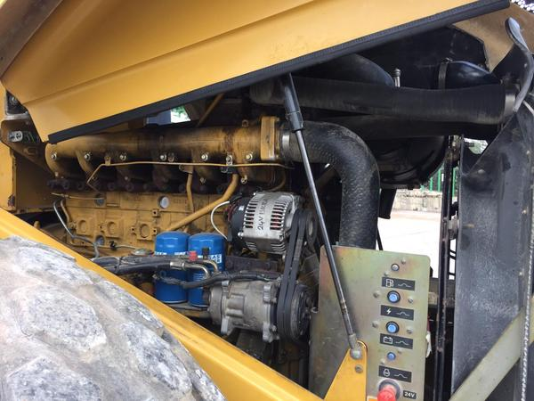 2006 Caterpillar CS563E Roller
