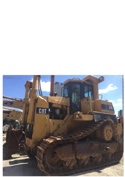 1995 Caterpillar D9R Bulldozer with Ripper