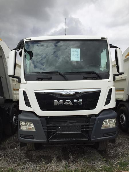2017 MAN TGS 41.400 E6 Manual Transmission - 26 m3 Tipper Truck