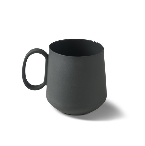 Tube Mug, Straw Colour