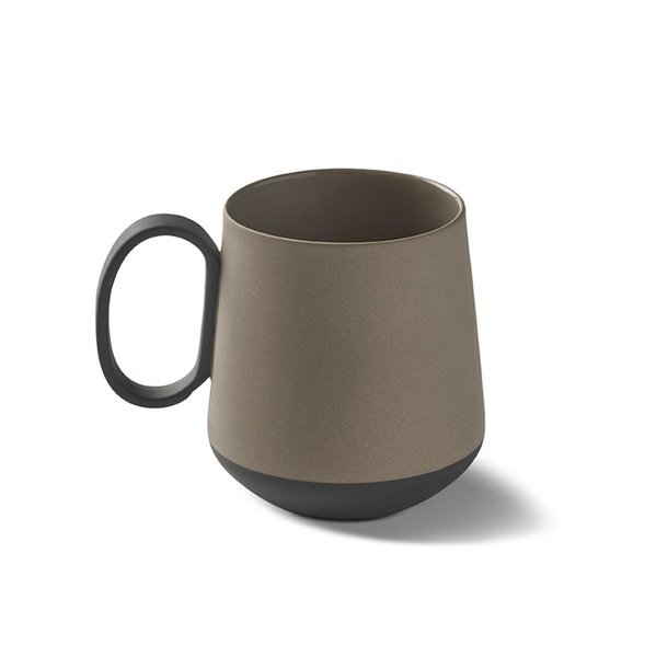 Tube Mug, Black&Rock Colour