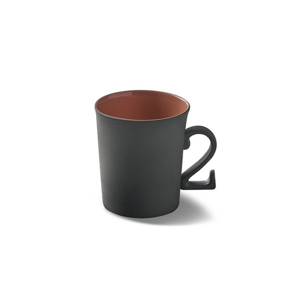 Figures Espresso Cup, Black&Rock Colour