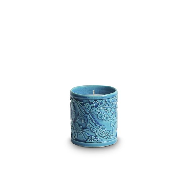Levnalevn Bahar Turquoise, Medium Candle Holder