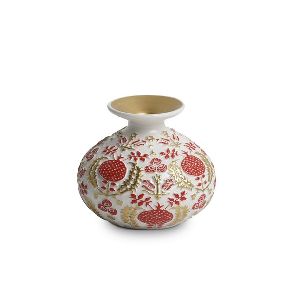 Levnalevn Pomegranate,Medium Vase
