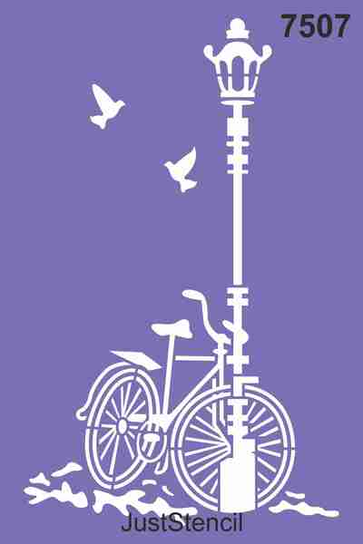 Bike and Birds